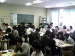 教室でKJ