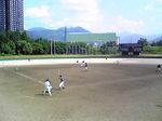 2008野球部合宿12